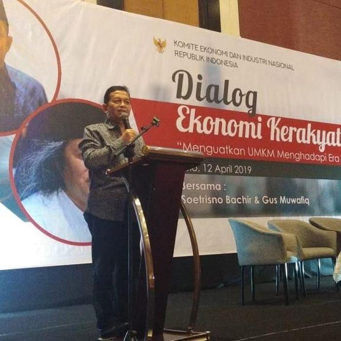 Komite Ekonomi dan Industri Nasional Buka Ruang Besar bagi UMKM