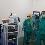 Pelatihan pengoperasian dan trouble shooting ROBOT KECE di RSI SITI HAJAR SIDOARDJO